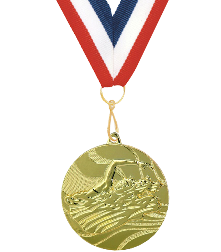 swimmingl-medal-gold